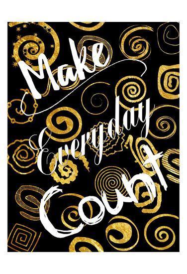 Everyday Is Golden-Sheldon Lewis-Art Print