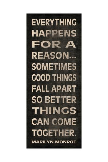 Everything Happens-N^ Harbick-Premium Giclee Print