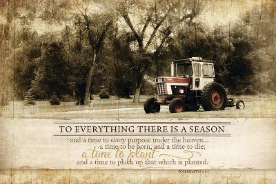 Everything There Is a Season-Jennifer Pugh-Art Print