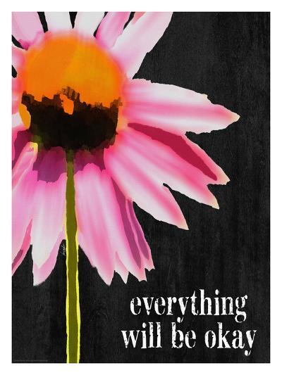 Everything Will Be Okay-Lisa Weedn-Giclee Print