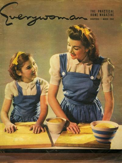 Everywoman, 1943, UK--Giclee Print
