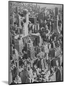 'Massed Miracles of American Achievement in Architecture', c1935 by Ewing Galloway