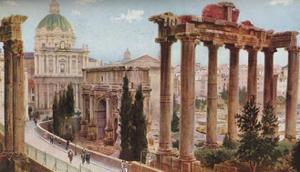 Rome', c1930s by Ewing Galloway