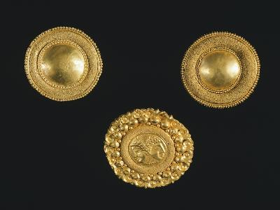 Examples of Goldsmith Art, Unearthed in Spina--Giclee Print