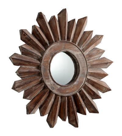 """Excalibur Mirror - 2""""--Wall Mirror"""