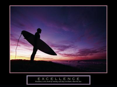 Excellence--Art Print