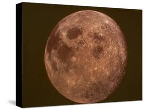 Excellent Closeup of a Full Moon