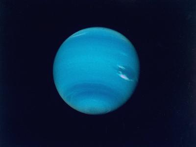 Excellent Narrow-Angle Camera Views of the Planet Neptune Taken from Voyager 2 Spacecraft--Photographic Print