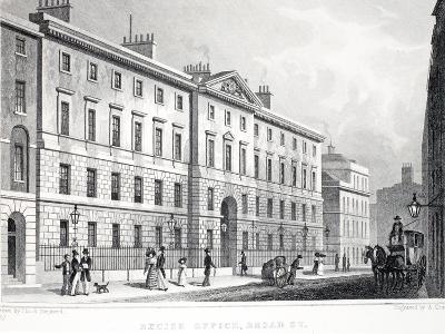Excise Office-Thomas Hosmer Shepherd-Giclee Print