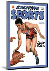 Exciting Sports: Hoop Magic