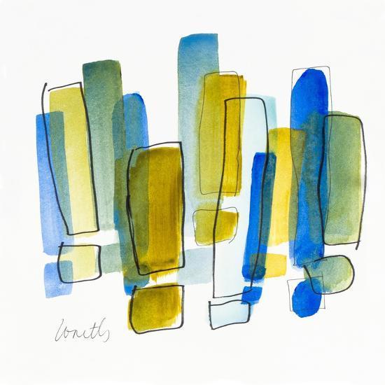 Exclamation III-Lanie Loreth-Art Print