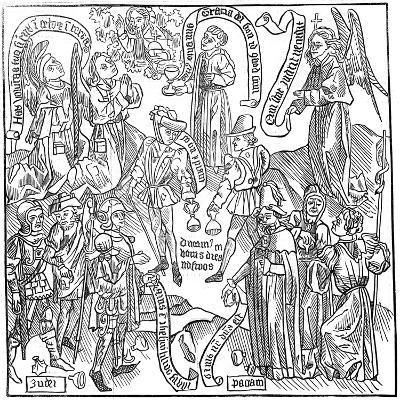 Exercitium Super Pater-Noster, 1844--Giclee Print