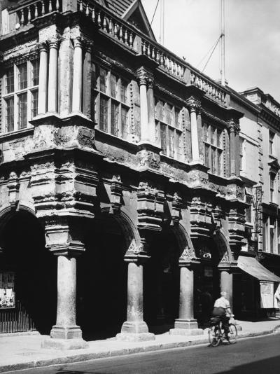 Exeter Guildhall--Photographic Print