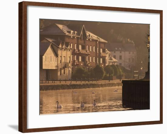 Exeter Quay, Exeter, Devon, England, United Kingdom, Europe-Jeremy Lightfoot-Framed Photographic Print