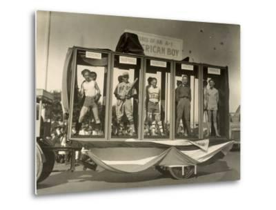 Exhibit from the San Francisco Annual Boys Week Celebration, 1931