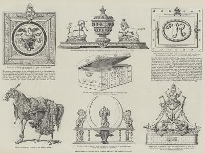 Exhibition of the Queen's Jubilee Gifts at St James's Palace--Giclee Print