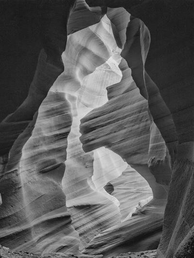 Exit Lower Antelope Canyon, Page, Arizona, USA-John Ford-Photographic Print