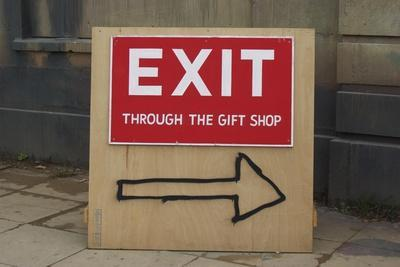 Exit Through the Gift Shop-Banksy-Giclee Print