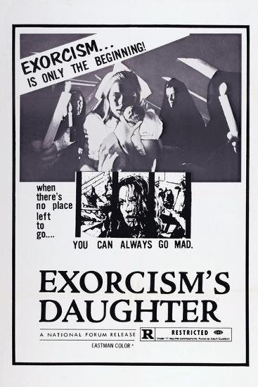 Exorcism's Daughter, (Aka Las Melancolicas), Analia Gade (Center), 1974--Art Print