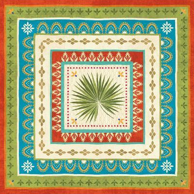 Exotic Breeze VII-Veronique Charron-Art Print