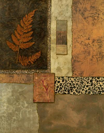 Exotic Fern I-Norm Olson-Art Print