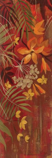 Exotic Flowers I-Silvia Vassileva-Art Print
