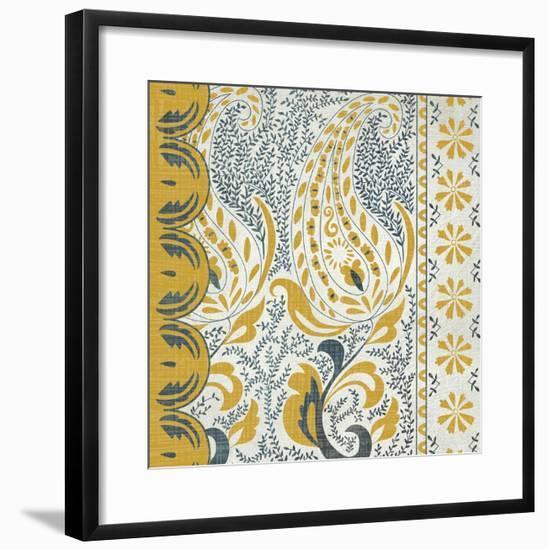 Exotic Journey IV-Chariklia Zarris-Framed Giclee Print