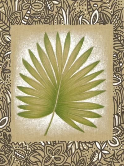 Exotic Palm Leaf II-Vision Studio-Art Print