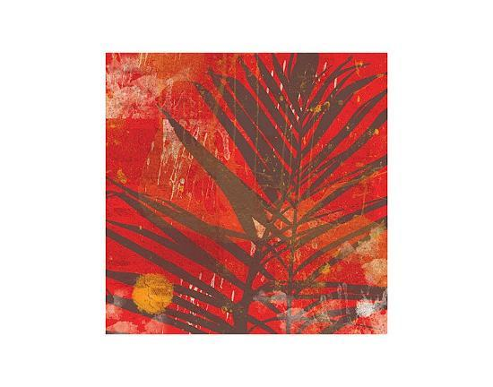 Exotic Palm-Erin Clark-Art Print