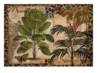 Exotic Safari-Kate Ward Thacker-Giclee Print