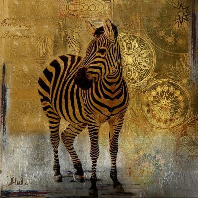 Expedition Square II-Patricia Pinto-Premium Giclee Print