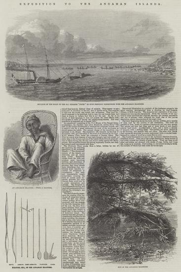 Expedition to the Andaman Islands--Giclee Print