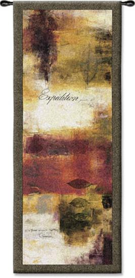 Expedition-Jane Bellows-Wall Tapestry