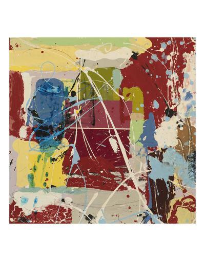 Experiment in Motion 1-William Montgomery-Art Print