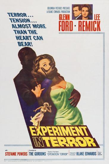 Experiment in Terror--Art Print