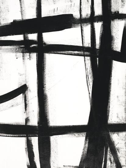 Expessive Silence I-Sydney Edmunds-Giclee Print