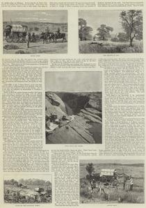 Exploration of the Kalahari Desert