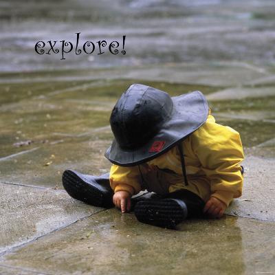 Explore: Child in the Rain-Nicole Katano-Photo