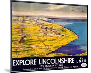 Explore Lincolnshire, LNER, c.1936