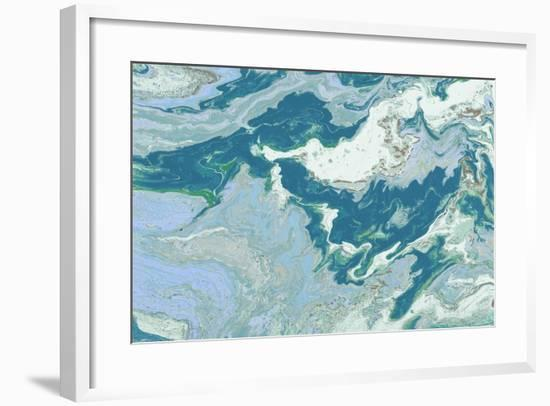 Explore the Space-M Mercado-Framed Art Print