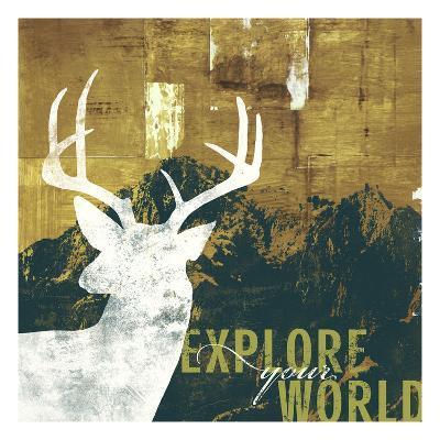 Explore Your World 4-CJ Elliott-Premium Giclee Print