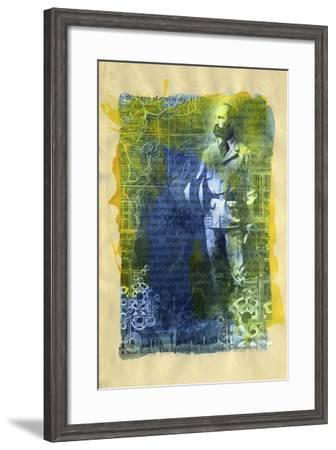 Explorer, 2012-Trygve Skogrand-Framed Giclee Print