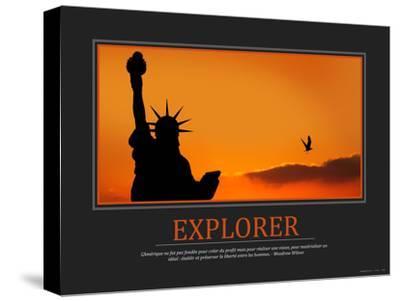 Explorer (French Translation)