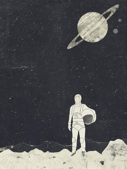 Explorer-Tracie Andrews-Art Print