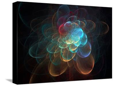Explosion I-Tatiana Lopatina-Stretched Canvas Print