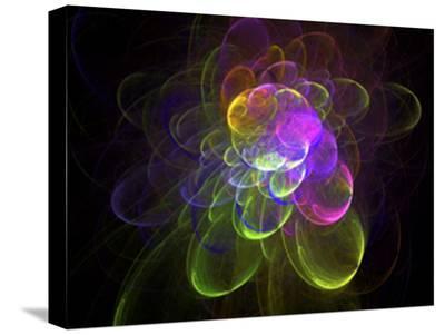 Explosion III-Tatiana Lopatina-Stretched Canvas Print