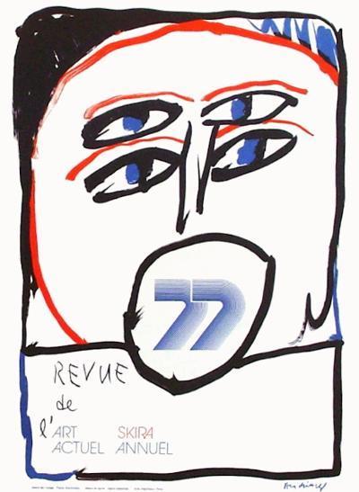 Expo 064 - Revue de l'Art Actuel-Pierre Alechinsky-Collectable Print