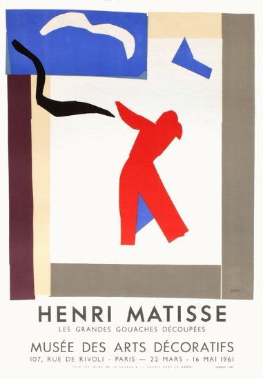 Expo 61 - Mus?e des Arts D?coratifs-Henri Matisse-Premium Edition