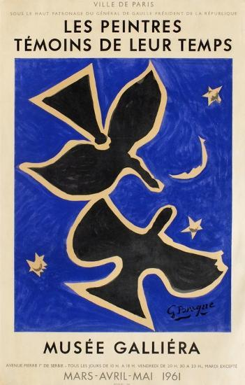 Expo 61 - Mus?e Galli?ra-Georges Braque-Premium Edition