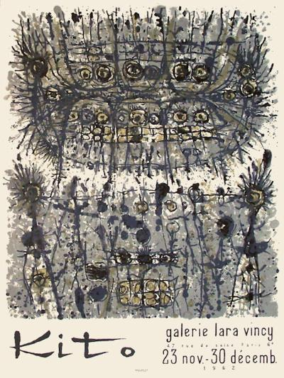 Expo 62 - Galerie Lara Vincy-Akira Kito-Collectable Print